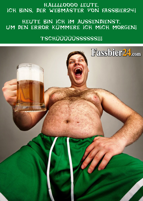 Webmaster-Fassbier24
